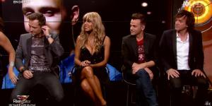 Cathy Guetta dans Rising Star - 25/09/14 - 06