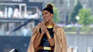 Céline Dion dans L Ete Indien - 02/08/14 - 04