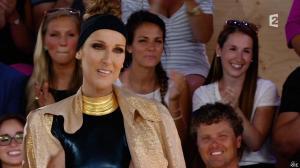 Céline Dion dans L Ete Indien - 02/08/14 - 07