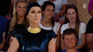 Céline Dion dans L Ete Indien - 02/08/14 - 12