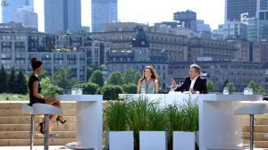 Céline Dion dans L Ete Indien - 02/08/14 - 13