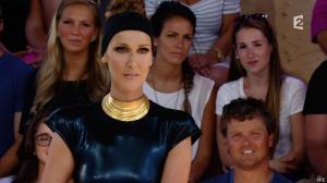 Céline Dion dans L Ete Indien - 02/08/14 - 15