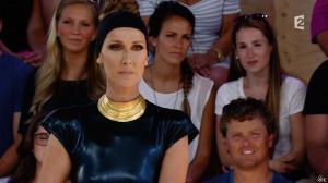 Céline Dion dans L Ete Indien - 02/08/14 - 16