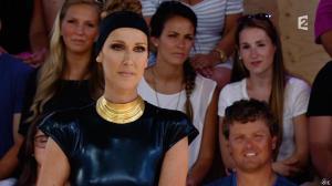 Céline Dion dans L Ete Indien - 02/08/14 - 17
