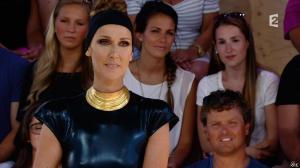 Céline Dion dans L Ete Indien - 02/08/14 - 18