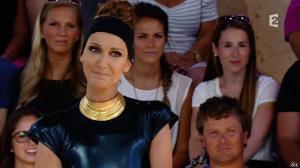Céline Dion dans L Ete Indien - 02/08/14 - 21