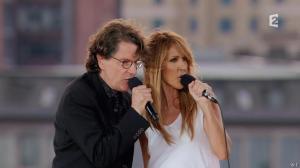 Céline Dion dans L Ete Indien - 02/08/14 - 26