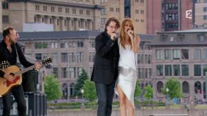 Céline Dion dans L Ete Indien - 02/08/14 - 27