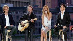 Céline Dion dans L Ete Indien - 02/08/14 - 30