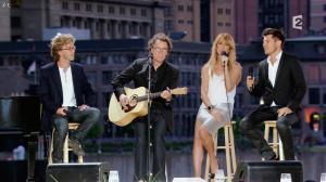 Céline Dion dans L Ete Indien - 02/08/14 - 31