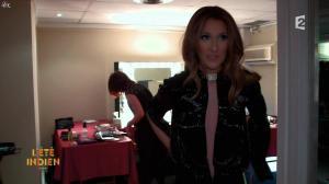 Céline Dion dans L Ete Indien - 02/08/14 - 35