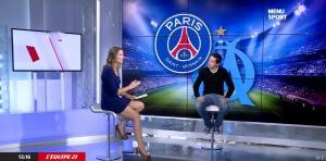 France Pierron dans Menu Sport - 04/11/14 - 04