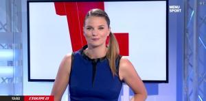 France Pierron dans Menu Sport - 07/10/14 - 03