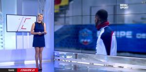 France Pierron dans Menu Sport - 07/10/14 - 04