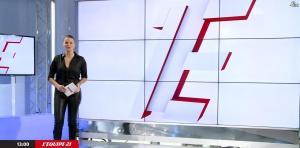 France Pierron dans Menu Sport - 09/10/14 - 02