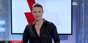France Pierron dans Menu Sport - 09/10/14 - 06