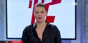 France Pierron dans Menu Sport - 09/10/14 - 09