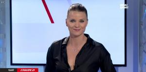 France Pierron dans Menu Sport - 09/10/14 - 10
