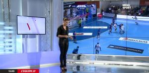 France Pierron dans Menu Sport - 09/10/14 - 11
