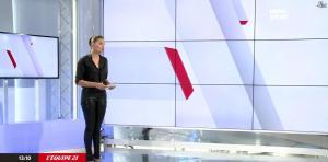 France Pierron dans Menu Sport - 09/10/14 - 12