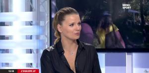 France Pierron dans Menu Sport - 09/10/14 - 21