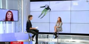 France Pierron dans Menu Sport - 09/10/14 - 27