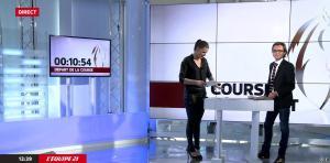 France Pierron dans Menu Sport - 09/10/14 - 30