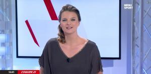 France Pierron dans Menu Sport - 10/10/14 - 04