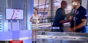 France Pierron dans Menu Sport - 10/11/14 - 03