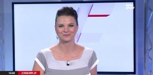 France Pierron dans Menu Sport - 10/11/14 - 04