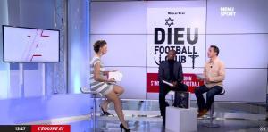 France Pierron dans Menu Sport - 10/11/14 - 13