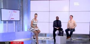 France Pierron dans Menu Sport - 10/11/14 - 14