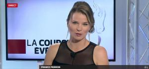 France Pierron dans Menu Sport - 11/09/14 - 02