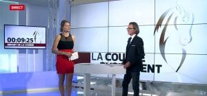 France Pierron dans Menu Sport - 11/09/14 - 07