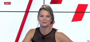 France Pierron dans Menu Sport - 11/09/14 - 10