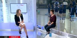 France Pierron dans Menu Sport - 15/09/14 - 09
