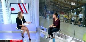 France Pierron dans Menu Sport - 15/09/14 - 22