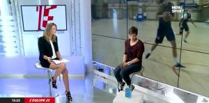 France Pierron dans Menu Sport - 15/09/14 - 25