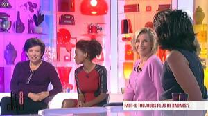 Hapsatou Sy, Laurence Ferrari et Audrey Pulvar dans le Grand 8 - 05/11/12 - 03