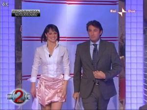 Lorena Bianchetti dans Italia Sul Due - 19/02/10 - 01