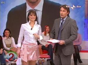 Lorena Bianchetti dans Italia Sul Due - 19/02/10 - 02