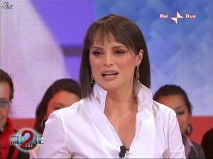 Lorena Bianchetti dans Italia Sul Due - 19/02/10 - 04