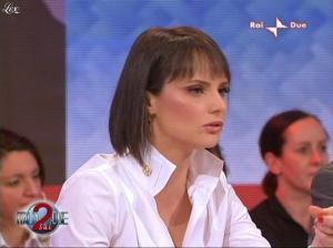 Lorena Bianchetti dans Italia Sul Due - 19/02/10 - 06