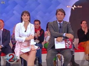 Lorena Bianchetti dans Italia Sul Due - 19/02/10 - 07
