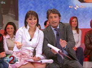 Lorena Bianchetti dans Italia Sul Due - 19/02/10 - 12