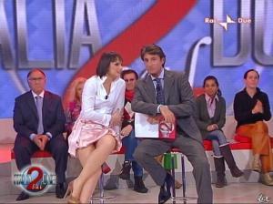 Lorena Bianchetti dans Italia Sul Due - 19/02/10 - 15