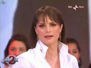 Lorena Bianchetti dans Italia Sul Due - 19/02/10 - 16