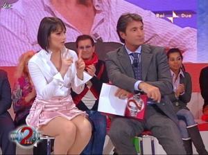 Lorena Bianchetti dans Italia Sul Due - 19/02/10 - 17