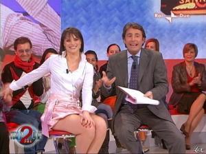 Lorena Bianchetti dans Italia Sul Due - 19/02/10 - 18