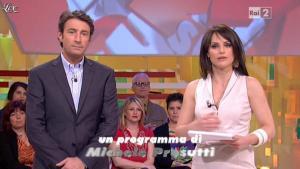 Lorena Bianchetti dans Italia Sul Due - 29/03/12 - 02